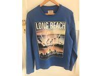 Burton Men's Printed Sweatshirt