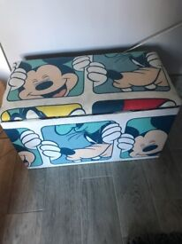 Mickeymouse toy box