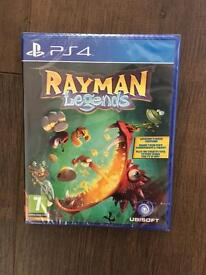 Rayman legends PS4 game BNIP