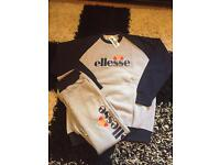 Mens ELLESSE round/zip tracksuits in stock.. ( MOES CLOTHING)!!
