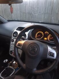 1.4 Vauxhaull Corsa SXi A/C 3dr 2007. Good first car