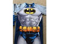 Batman Onesie boys Age 10-11
