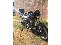 zontes 125cc 2012