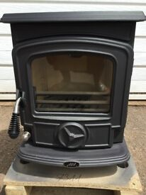 Brand new AGA Little Wenlock stove EN13240