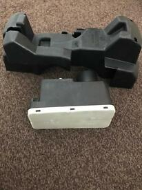 Central locking pump for be polo 2000/2002