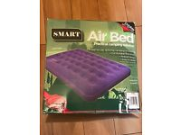Plush Air bed inflatable double
