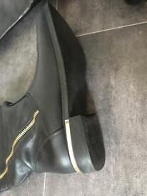 Ladies Over Knee Boots size 5