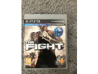 The Fight PS3 game