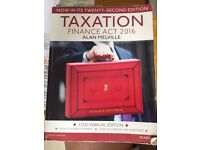 Taxation book
