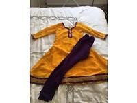 Girls/Kids Pyjama Indian Suit