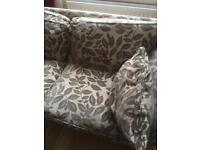 Free Marks and Spencer two seat sofa, pick up only Livingston