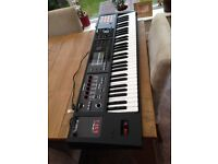 Roland FA06 Synthesizer Workstation - Excellent Condition.