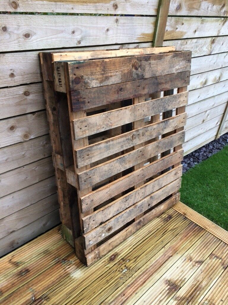 Wooden pallets - Free x2   in Guiseley, West Yorkshire ...