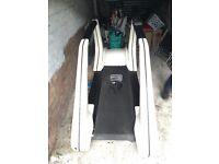 Powerjog treadmill running machine