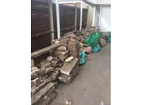 Bricks and Concrete Slabs