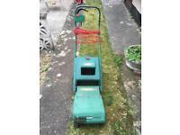 Qualcast XR25 electric lawn mower
