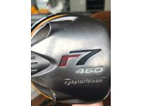 TaylorMade R7 9.5 degree driver