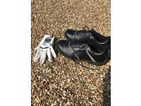 Dunlop men's golf shoes size 11