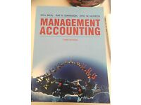 Management Accounting, Third Edition - Will Seal