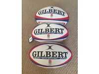 8 x Brand New Rugby Balls