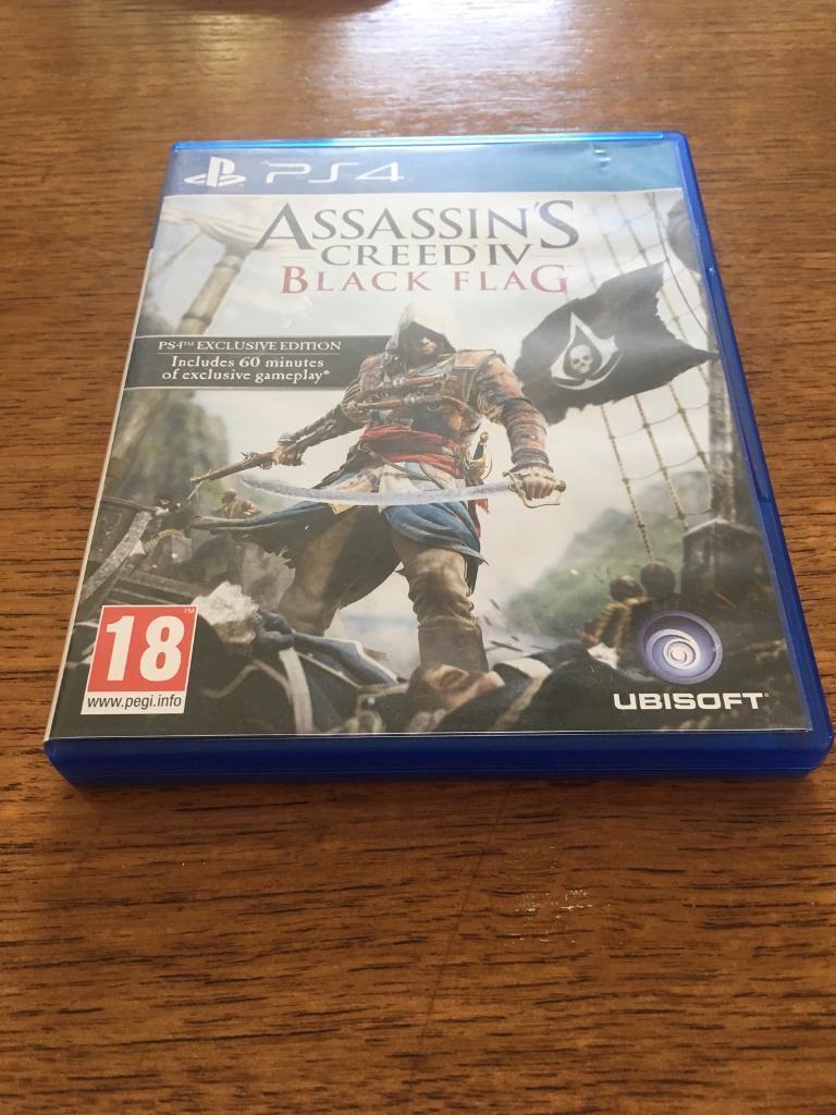 Assassins Creed Black Flag (PS4) | in Skewen, Neath Port Talbot | Gumtree