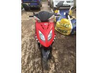 Kymco dj50s 50cc moped