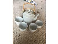 Chinese Tea Set for 4