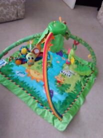 2 Fisher Price Baby Gyms