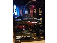 High Spec System, i7 6700k, Gtx 980Ti, 16GB RAM