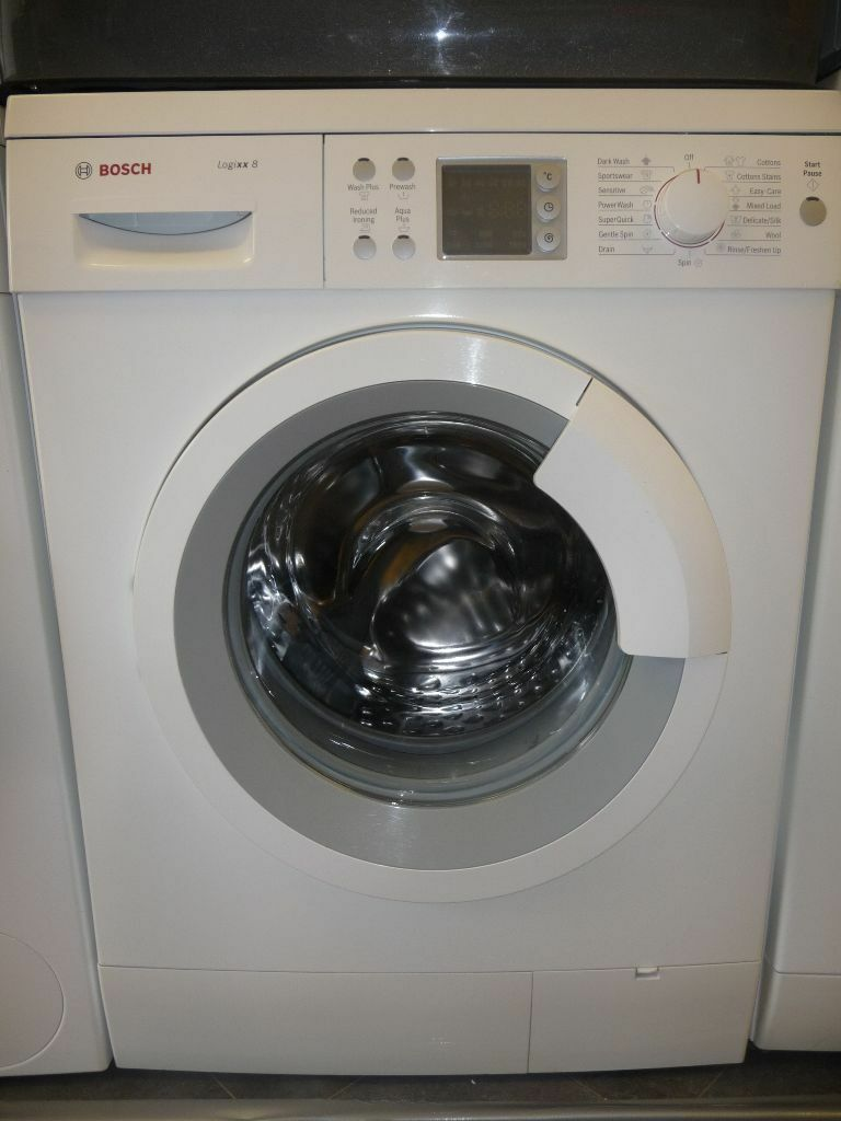 washing machine spin speed