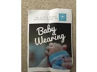 Little Bears Boutique Baby Sling