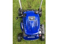 Hyundai lawn mower