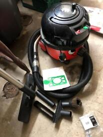 Henry Hoover, with all extras and bags. Fully working in order. Henry Hoover