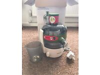 Philips Viva Collection 500W Juicer