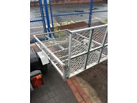 Apache trailer 6 x4 with ramp access