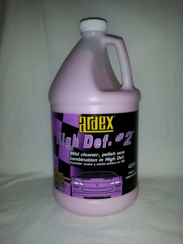 Ardex Wax 1 Gallon High Def #2 Polish 4294 NEW ************* SUPER FAST SHIPPING