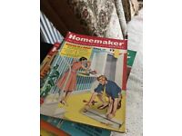 1960 homemaker monthly magazine