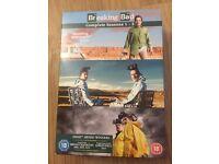 Breaking Bad DVDs - Seasons 1-4