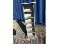CD/DVD storage tower