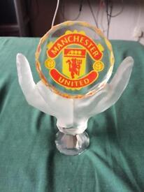 Man Utd ornament