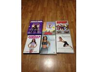 Work out dvds