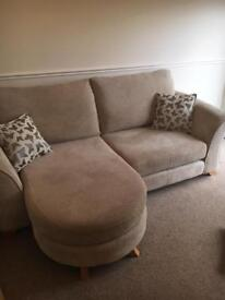 DFS Gloss Sofa. Excellent condition £250.