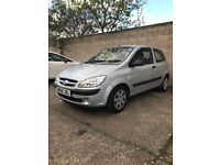 Hyundai Getz 1 Owner HPI clear Low Milage £1200