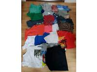 Large bundle of men's t shirts XL
