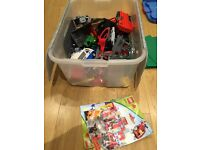 SELECTION OF MIXED DUPLO LEGO