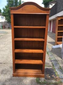 Last few & reduced Indonesian bookcases