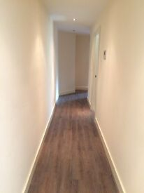 Room available in a modern 2 bedroom flat