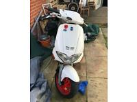 Gilera runner and trek ex7