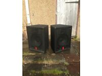 Fender Twin 300W 15'' Speakers