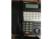 COMPLETE Panasonic Telephone system with DECT Station - Digital & Analogue
